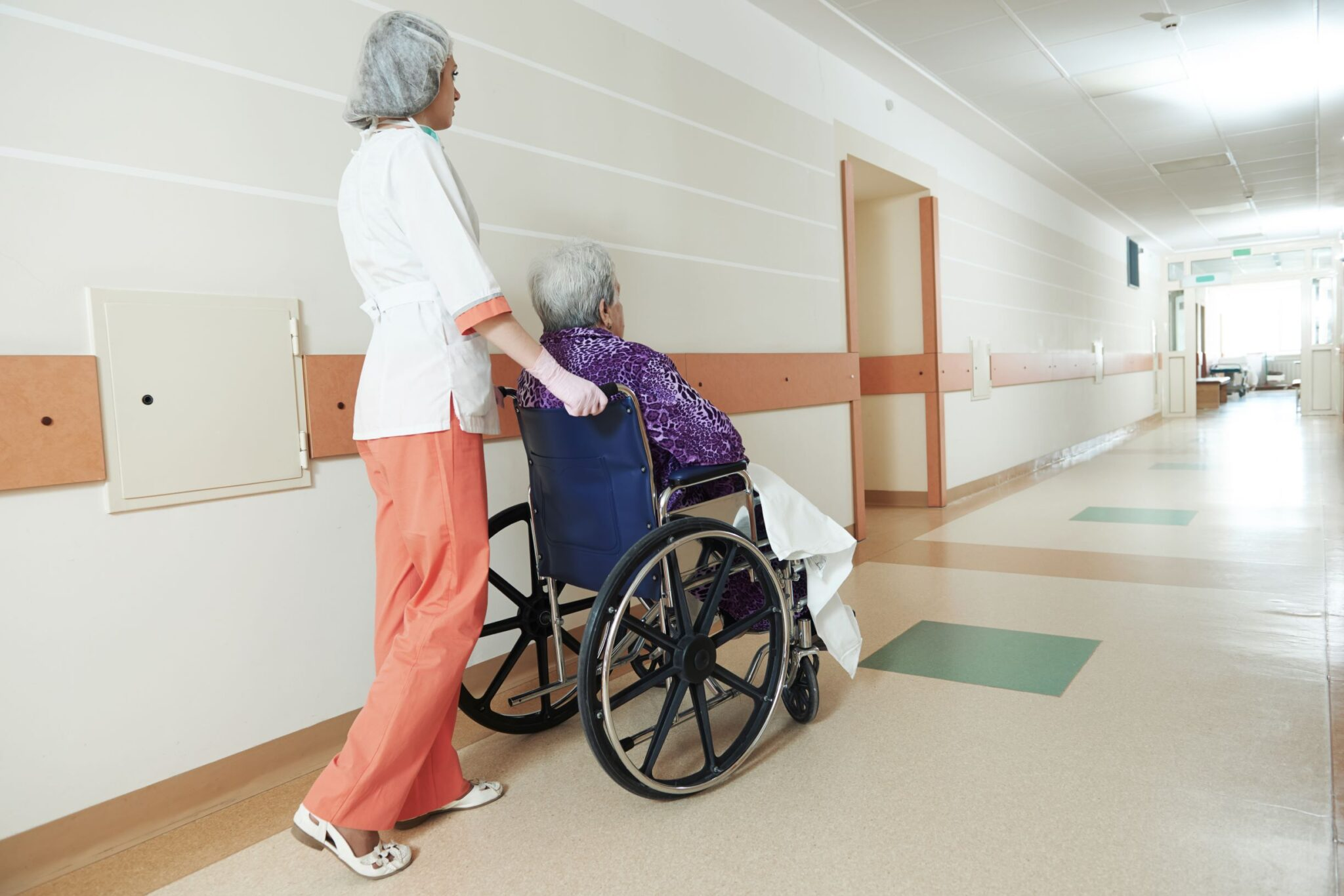 Infection Control In Aged-Care Facilities