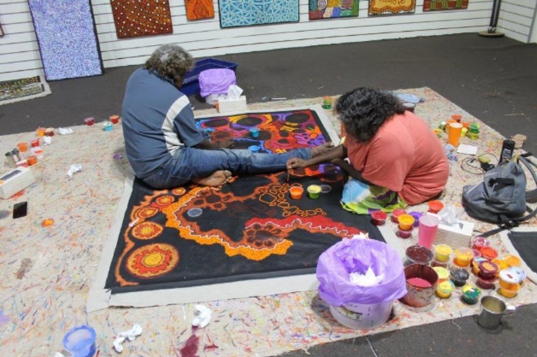 First Nations Art Work